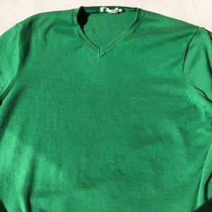 J Crew Men's 100% Cotton Sweater Large